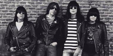 """Foto: Mario Vaquerizo: """"Quiero ser el Joey Ramone particular de mi mujer"""" (RAMONSTERS)"""