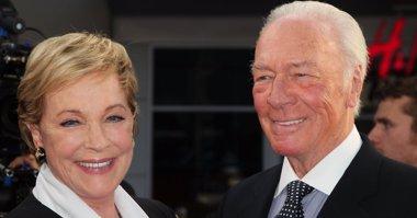 Foto: 50 años de Sonrisas y lágrimas: Julie Andrews y Christopher Plummer, de nuevo juntos (GETTY)