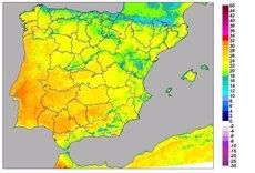 Foto: Sol i temperatures estiuenques durant gairebé tota la Setmana Santa a tot Espanya (AEMET)