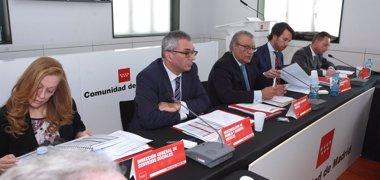 Foto: Objetivos de la Estrategia de Intervención Social de la Cañada Real (COMUNIDAD)