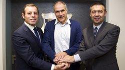 Foto: Futbol.- Bartomeu atribueix a Tito Vilanova el sobrecost del fitxatge de Neymar (MIGUEL RUIZ/FCB)