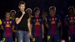 Foto: Futbol.- Bartomeu: