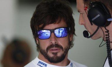 """Foto: Alonso: """"Las primeras carreras son test"""" (REUTERS STAFF / REUTERS)"""
