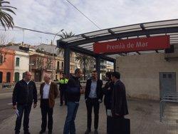 Foto: L'estació de tren de Premià de Mar millorarà l'accessibilitat (TERRITORI I SOSTENIBILITAT)