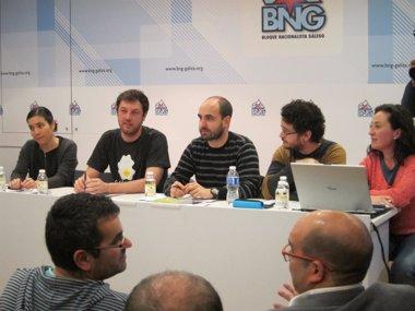 """Foto: El BNG prepara a sus candidatos para """"cambiar las prioridades"""" (EUROPA PRESS)"""