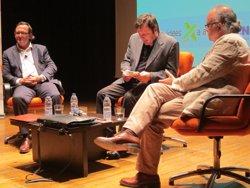 Foto: Salvador Cot deixa la direcció del diari Nació Digital (EUROPA PRESS)