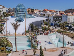 Foto: Más de 5.000 visitas en el Orquidario de Estepona en sus primeras horas (EUROPA PRESS/AYTO ESTEPONA)