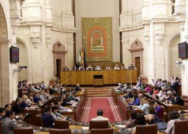 Foto: El Parlamento podría ampliar las jornadas de plenos (EUROPA PRESS/PARLAMENTO)