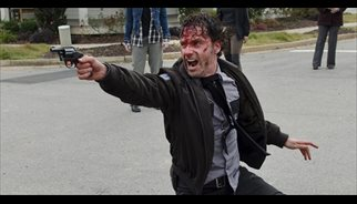 Andrew Lincoln - The Walking Dead, quinta temporada