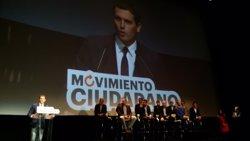 Foto: Els afiliats de C's creixen un 33% l'últim mes (MOVIMIENTO CIUDADANO)