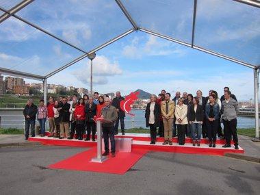 """Foto: PSE Bizkaia critica que PNV """"no ha desarrollado ni el 30% de su programa"""" (EUROPA PRESS)"""
