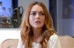 Foto: Lindsay Lohan la 'chica mala' de Hollywood y también con el Photoshop (CORDON PRESS)