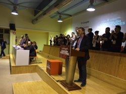 Foto: Collboni (PSC) acusa ERC i CiU de