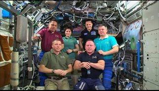 Tripulación de la ISS