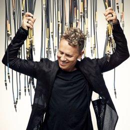 Foto: Martin Gore estrena nuevo videoclip como solista: Europa hymn (MUTE RECORDS)