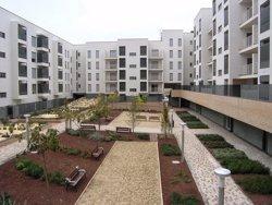 Foto: El 25% dels habitatges aixecats durant el 'boom' presenta defectes de construcció (EUROPA PRESS)