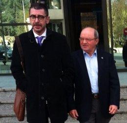 Foto: Liñares se acoge de nuevo a su derecho a no declarar (Europa Press)