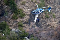 Foto: Un pilot holandès va alertar fa dos mesos del risc que un copilot es tanqui a la cabina (MINISTERIO DEL INTERIOR FRANCÉS)