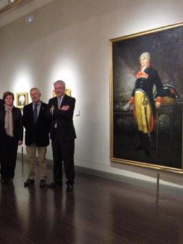 Foto: Ibercaja y municipios celebran el cumpleaños de Goya (EUROPA PRESS)