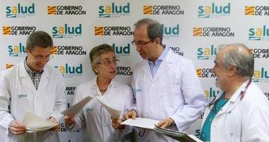 Foto: Aragón comienza a suministrar el nuevo tratamiento antiviral a pacientes de Hepatitis C (EUROPA PRESS)