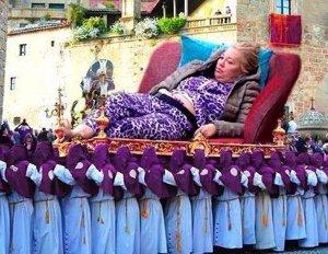 Imágenes de Whatsapp para felicitar la Semana Santa