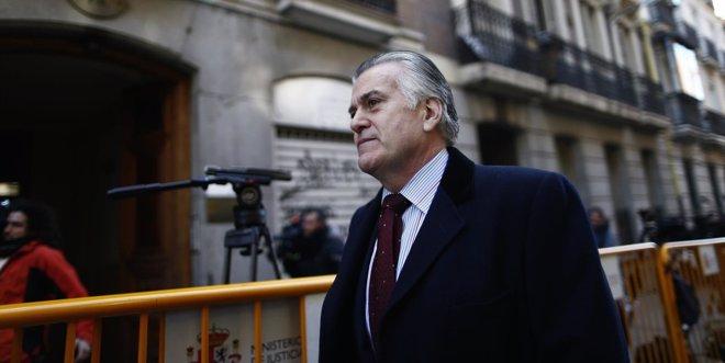 Foto: Bárcenas descarga en administradores del PP la no tributación de donaciones (EUROPA PRESS)