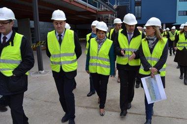 Foto: El nuevo hospital de Vigo tendrá 1.200 metros cuadrados de uso docente (EUROPA PRESS/REMITIDO)