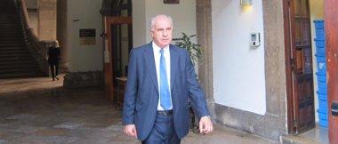 Foto: Blasco sabrá si entra en prisión por el caso Cooperación después de Pascua (EUROPA PRESS)