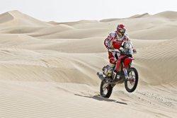 Foto: Joan Barreda guanya la segona etapa de l'Abu Dhabi Desert Challenge (CRISTIANO BARNI)