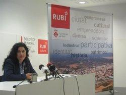 Foto: L'alcaldessa de Rubí deixa la política satisfeta d'haver liderat el
