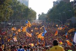 Foto: Partits i entitats signen un nou preacord amb terminis per la independència (EUROPA PRESS)