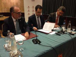 Foto: Salt i el Govern destinen 2,5 milions a comprar un centenar de pisos per a desnonats (EUROPA PRESS)
