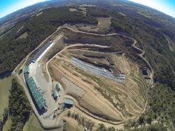Foto: Catalunya obre la primera instal·lació per aprofitar materials d'abocadors (GENERALITAT)