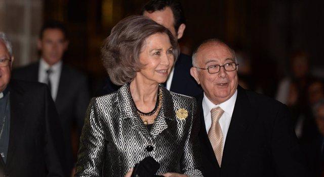 Foto: La Reina Sofía preside el concierto solidario en beneficio de Proyecto Hombre (EUROPA PRESS)