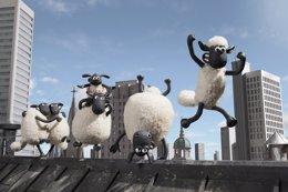 Foto: VÍDEO: Así cobran vida La oveja Shaun y sus amigos (UNIVERSAL)