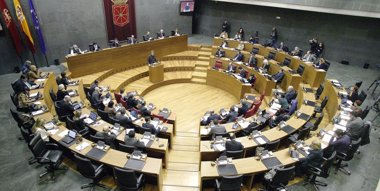 Foto: El BON publica el decreto de convocatoria de elecciones forales (EP/PARLAMENTO DE NAVARRA)