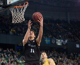 Foto: Marko Todorovic, MVP de marzo en la Liga Endesa (ACB PHOTO)