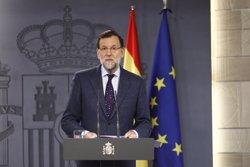 Foto: Rajoy sobre Bárcenas: