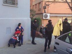 Foto: Successos.- Els detinguts per jihadisme passaran aquest dimecres a disposició judicial (EUROPA PRESS)