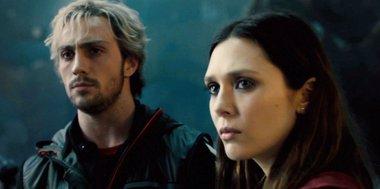 Foto: Vengadores: La era de Ultrón, Quicksilver y la Bruja Escarlata serán claves (MARVEL)