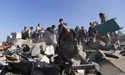 Foto: 36 morts pels bombardejos i els enfrontaments a Aden (KHALED ABDULLAH ALI AL MAHDI)