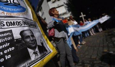 Foto: El caso Nisman languidece entre disputas judiciales y ataques personales (REUTERS)