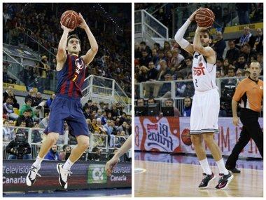 Foto: El Madrid buscará en Barcelona su quinta victoria seguida en un 'clásico' europeo (ACB MEDIA/REUTERS)