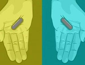 ¿De Qué Color Son Las Píldoras?