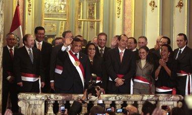 Foto: Humala busca primer ministro en Perú para sustituir a Ana Jara (EUROPA PRESS/ANDINA)