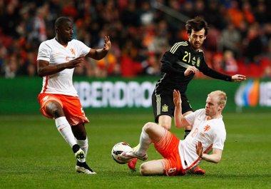Foto: España no tiene gol (GETTY)
