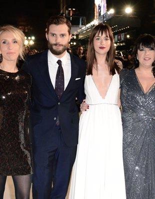 Foto: 50 Sombras de Grey, Jamie Dornan continuará pero la directora 'se tira del barco' (CORDON PRESS)