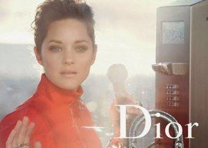 Foto: Marion Cotillard, una Lady Dior futurista (DIOR)