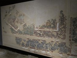 Foto: Barcelona recupera una casa romana i un conjunt de pintura mural únic a la península (EUROPA PRESS)