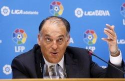 Foto: El deute dels clubs de la LFP baixa fins a 2.750 milions el 2013-14 (ALBERT GEA / REUTERS)
